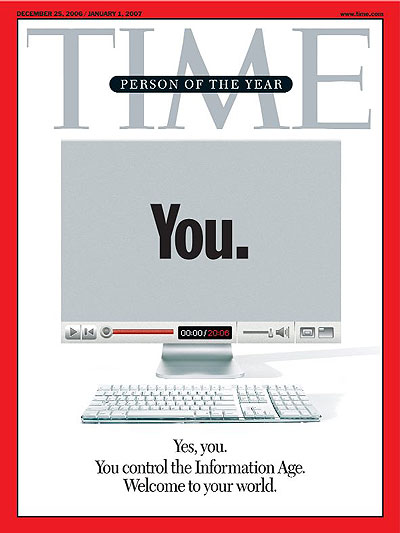 time, person of the year 2006