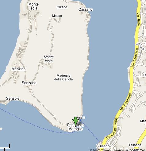 Moneky Island / Monte Isola